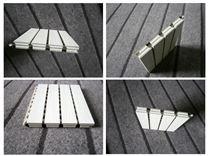 麻江县中密度中纤板mdf隔音槽木板