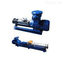 FG型全不銹鋼螺桿泵整體不銹鋼螺桿泵
