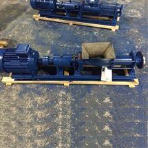 料斗式单螺杆泵