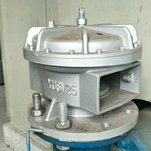 自动卸荷式启动阀 DN150 PN1.0MPA