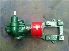 2CY-38/2.8-2齿轮式输油泵