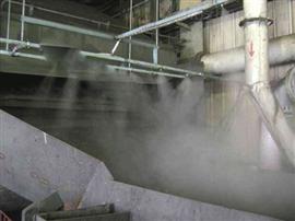 喷雾除尘设备工程