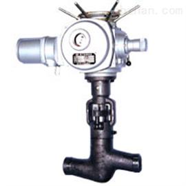 J61Y-100I/J61Y-64J61Y 铬钼钢截止阀/高温高压电站截止阀/焊接铬钼钢截止阀