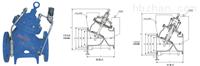 J145X水力电动控制阀