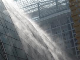 玻璃房顶喷雾降温设备