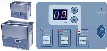 北京促销双频数显超声波清洗器SK3300LH型