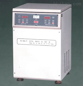 低速冷冻多管离心机DDL-4000B型