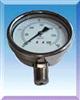 不锈钢压力表型号规格