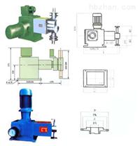 JZ(M)型计量泵