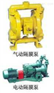 气动、电动隔膜泵