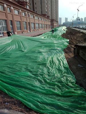 8米-50米6针2000目防尘网 1500目绿色6针盖土网