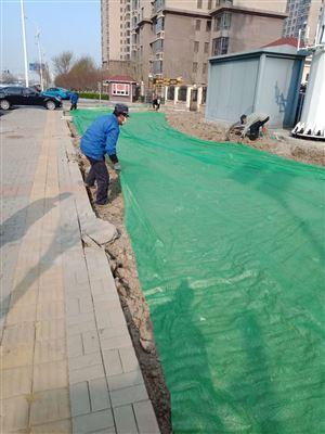 2米-50米2000目环保防尘网 1500目盖土网