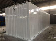 WSZ湖南长沙疗养院污水处理成套设备怎么卖