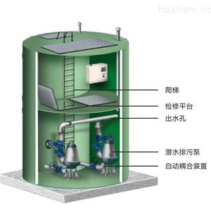 污水提升泵站一体化泵站