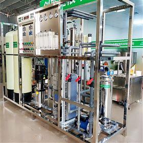 0.5T/H反渗透设备EDI超纯水设备