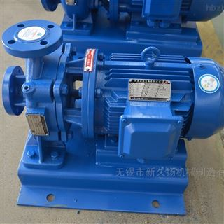 JYW40-160-2.2kw-2pJYW型卧式型管道泵