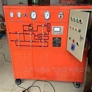 承装修试设备/SF6气体抽真空充气装置移动式
