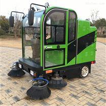 保洁开荒清洁用电动吸尘扫地车