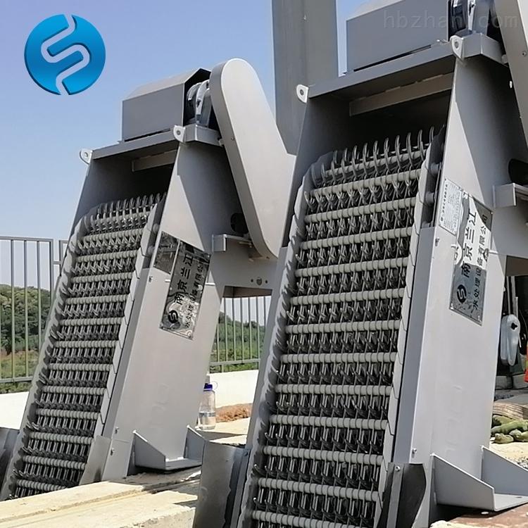 GSHZ-400中小型机械格栅除污机厂家