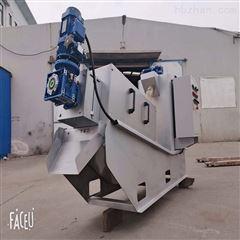 401造纸厂污水压泥机 叠螺式污泥脱水机厂家