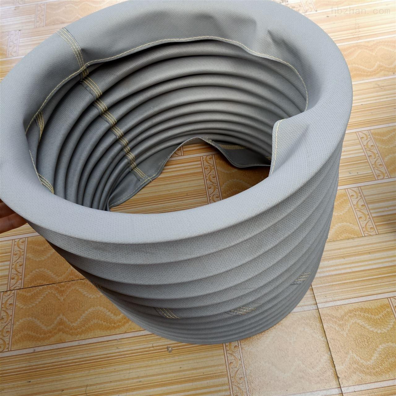 矿山机械用圆形丝杠防尘套