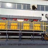 5000-100000风量RCO活性炭吸附脱附浓缩催化燃烧