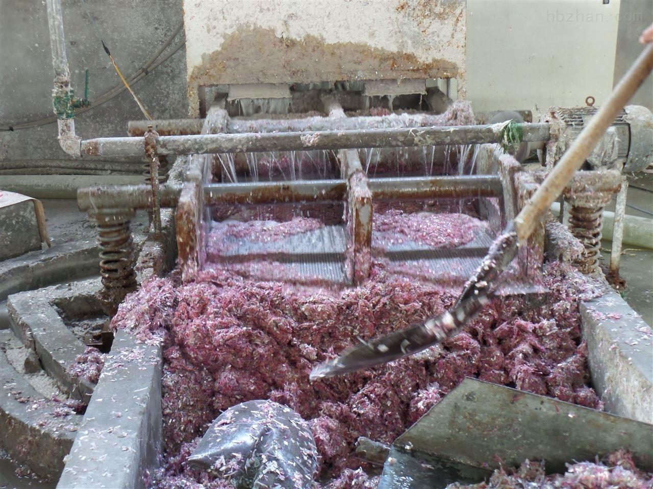 造纸筛选浆料设备