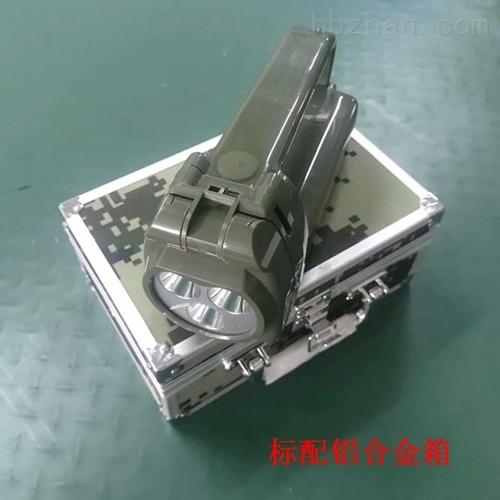 XZY2310班用手摇发电强光防爆搜索磁吸灯