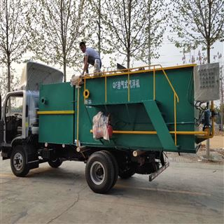 XYTDM-100甘肃一体化屠宰污水处理