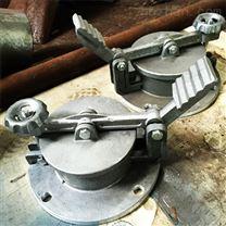 GLY-鋁合金腳踏式量油孔