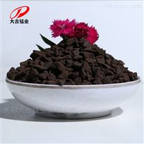 锰砂滤料过滤水处理去铁锰颗粒均匀