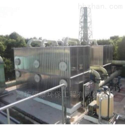 温州市厌氧生物滤池