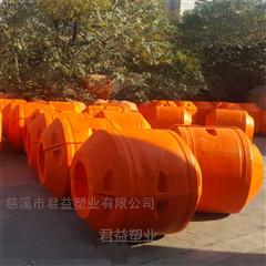 清淤浮筒 清淤抽沙浮子 孔径500mm