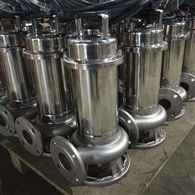 全不锈钢精密铸造污水污物潜水电泵