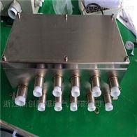 BJX-304304不锈钢防爆接线箱