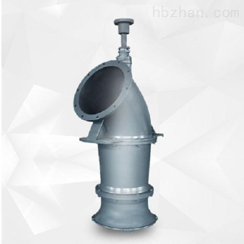 防汛泵站用大流量立式ZLB型轴流泵