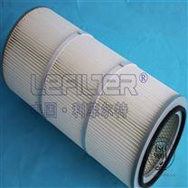 PTFE覆膜聚酯无纺布空气滤筒