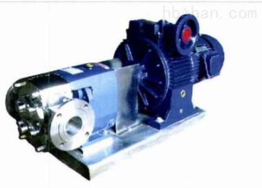 不鏽鋼轉子泵