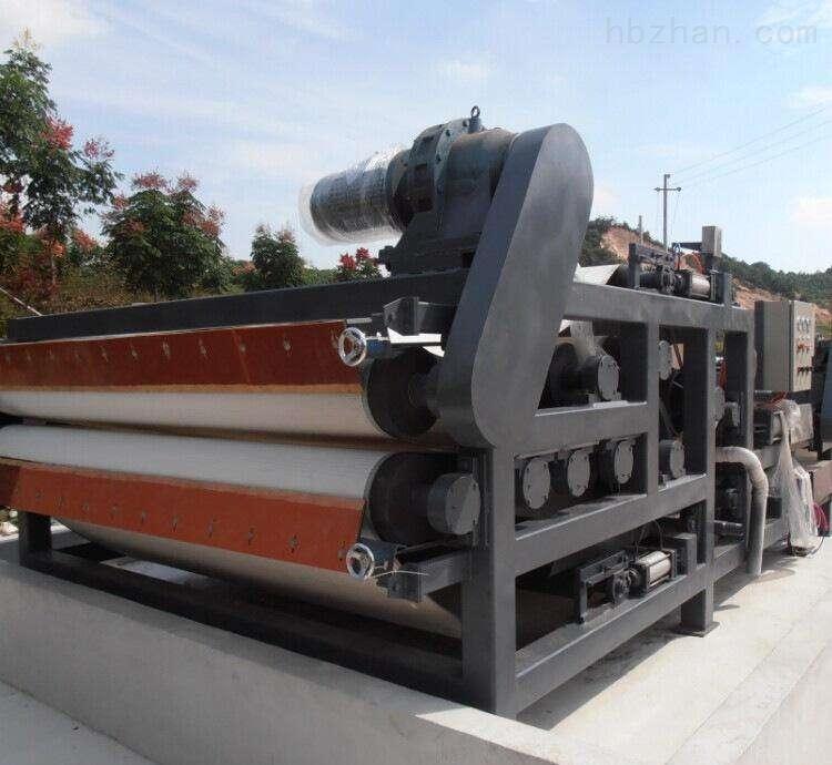 河道泥浆压滤机