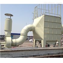 HJ-ZY-09成套工業活性炭吸附塔