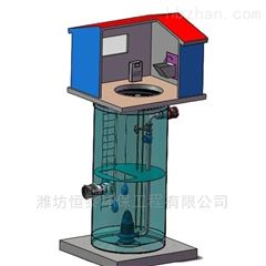 ht-540洛阳市污水提升泵站