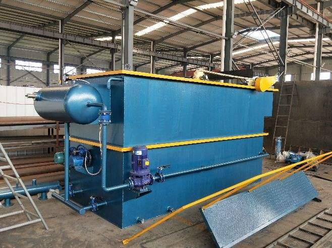 造纸印染污水处理设备