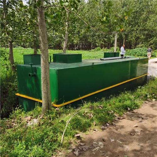 阿里一体化污水处理设备效果好