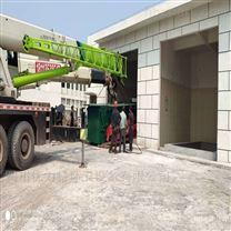巴中 舉升地坑式垃圾中轉箱設備 處理站