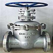 Z944Y-电动耐磨矿浆闸阀.