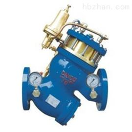 YQ98001过滤活塞式可调式减压阀