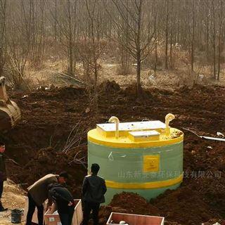 XYTBZ-500城镇污水一体化提升泵站