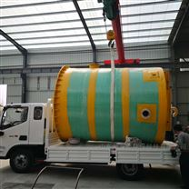 游泳池循環水一體化提升泵站