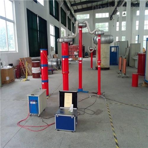 变频串联谐振耐压装置承试认证