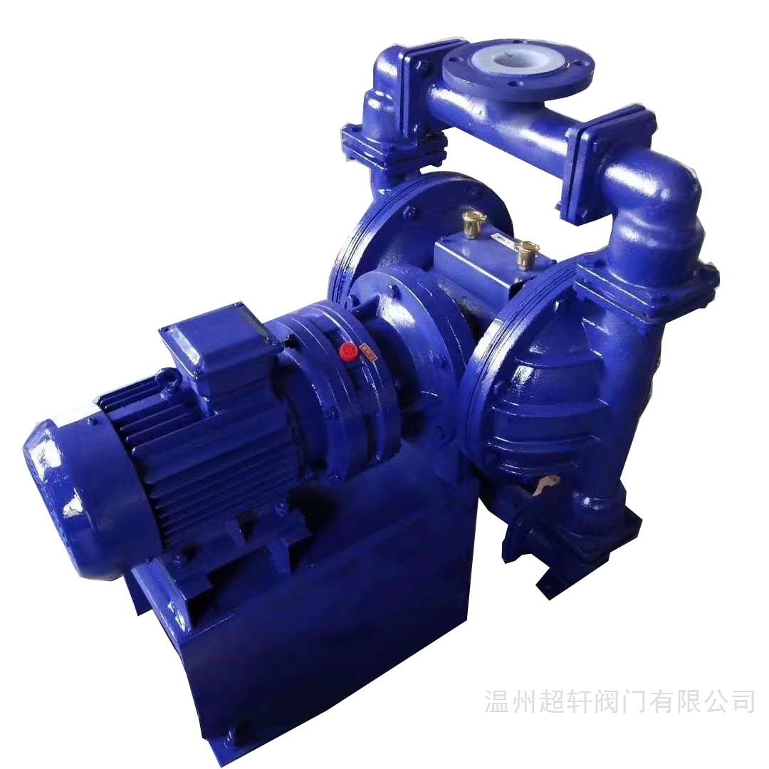 防爆衬氟电动隔膜泵